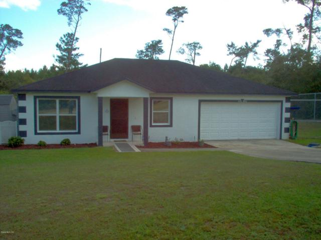 4140 SW 162nd Place, Ocala, FL 34473 (MLS #545191) :: Bosshardt Realty