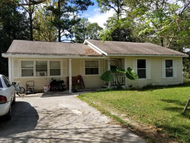810 NW 59th Court, Ocala, FL 34482 (MLS #545193) :: Bosshardt Realty