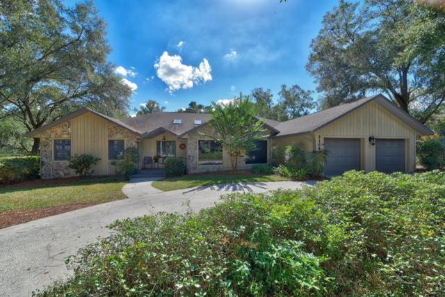 2104 SE Laurel Run Drive, Ocala, FL 34471 (MLS #545201) :: Thomas Group Realty