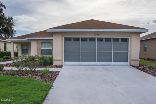 7796 SW 80th Place Road, Ocala, FL 34476 (MLS #545273) :: Bosshardt Realty