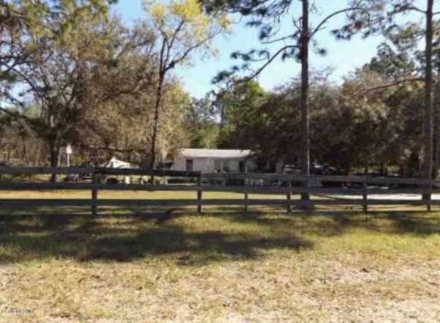 16055 SW 47th Place Road, Ocala, FL 34481 (MLS #545643) :: Realty Executives Mid Florida