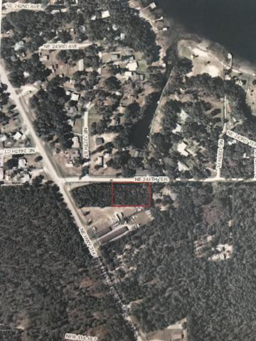 0 NE 244TH Terrace, Salt Springs, FL 32134 (MLS #545669) :: Bosshardt Realty