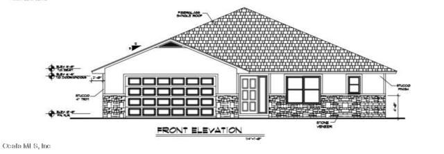 5367 SE 126TH Place, Belleview, FL 34420 (MLS #546036) :: Bosshardt Realty