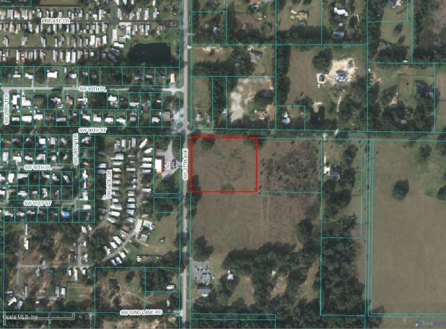 0000 SW 27th Avenue, Ocala, FL 34476 (MLS #546061) :: Realty Executives Mid Florida