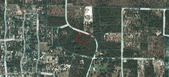 0 SW 165th Ave Rd, Ocala, FL 34481 (MLS #546092) :: The Dora Campbell Team