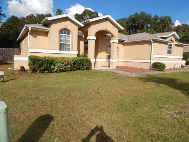 7664 SW 102nd Loop, Ocala, FL 34476 (MLS #546154) :: Bosshardt Realty
