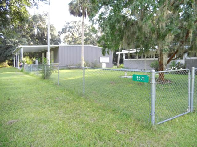 2271 NW 186th Lane, Citra, FL 32113 (MLS #546164) :: Pepine Realty