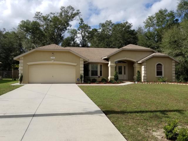 998 NE 130th Terrace, Silver Springs, FL 34488 (MLS #546344) :: Bosshardt Realty