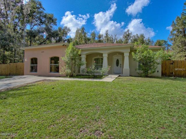 1150 SW 132nd Terrace, Ocala, FL 34481 (MLS #546398) :: Realty Executives Mid Florida