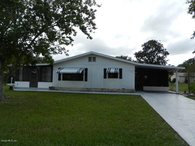 9394 SW 101st Lane, Ocala, FL 34481 (MLS #546402) :: Realty Executives Mid Florida
