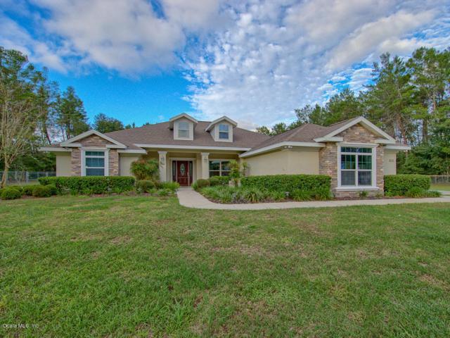 4155 SW 116th Place, Ocala, FL 34476 (MLS #546455) :: Bosshardt Realty