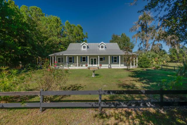 12975 NW 198th St Rd Road, Micanopy, FL 32667 (MLS #546669) :: Realty Executives Mid Florida