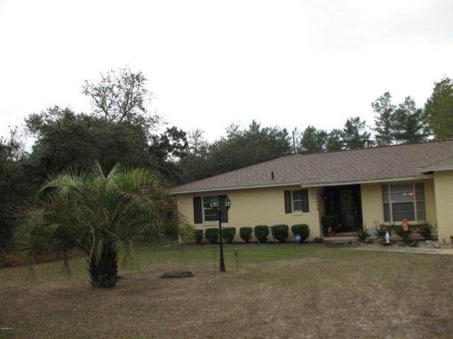 14954 SW 24 Circle Circle, Ocala, FL 34473 (MLS #546706) :: Realty Executives Mid Florida