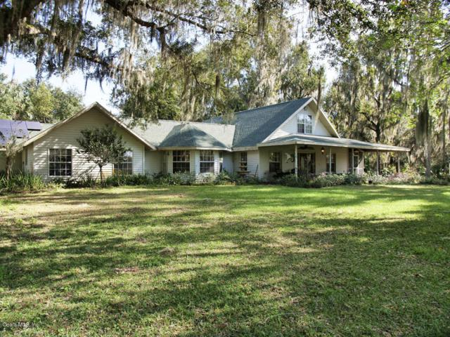 6700 NW 207th Place, Micanopy, FL 32667 (MLS #546883) :: Bosshardt Realty
