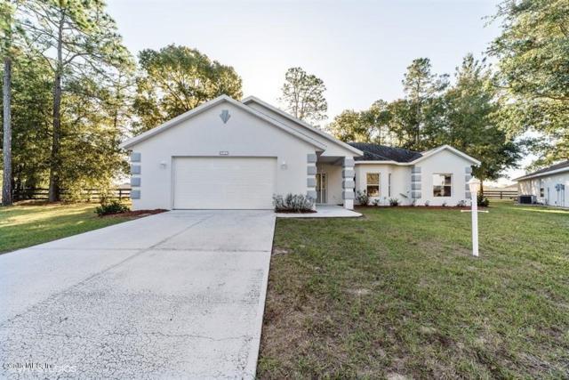 9525 SW 53rd Circle, Ocala, FL 34476 (MLS #547080) :: Bosshardt Realty