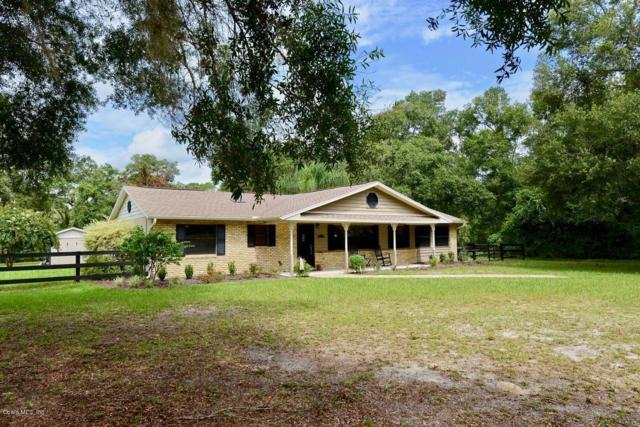 11100 SE 108th Terrace Road, Belleview, FL 34420 (MLS #547109) :: Bosshardt Realty