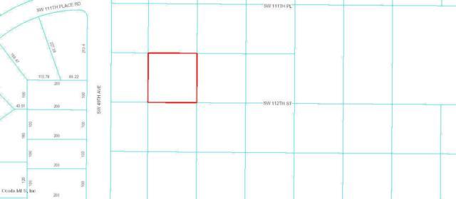 0 SW 112 Street, Ocala, FL 34476 (MLS #547242) :: Realty Executives Mid Florida