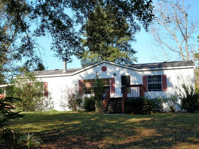 5771 W Highway 329, Reddick, FL 32686 (MLS #547295) :: Bosshardt Realty