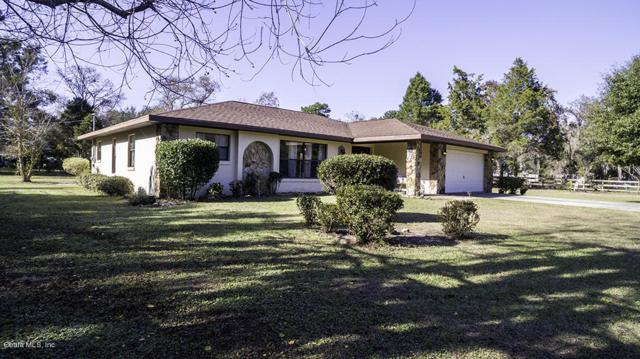 11170 SW 110th Avenue, Dunnellon, FL 34432 (MLS #547307) :: Bosshardt Realty