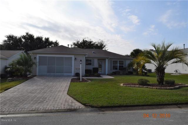 7640 SE 174th Gaillard Place, The Villages, FL 32162 (MLS #547313) :: Realty Executives Mid Florida