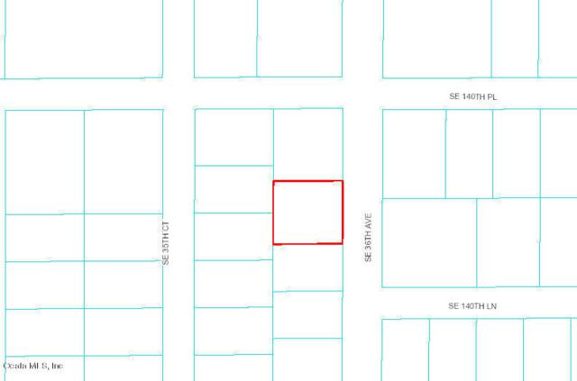 0 SE 36 Ave Avenue, Belleview, FL 34420 (MLS #547353) :: Realty Executives Mid Florida
