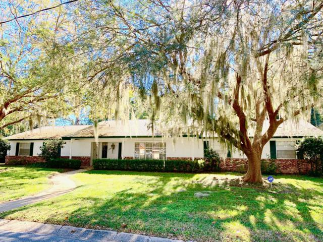 2150 NE 8th Street, Ocala, FL 34470 (MLS #547365) :: Bosshardt Realty