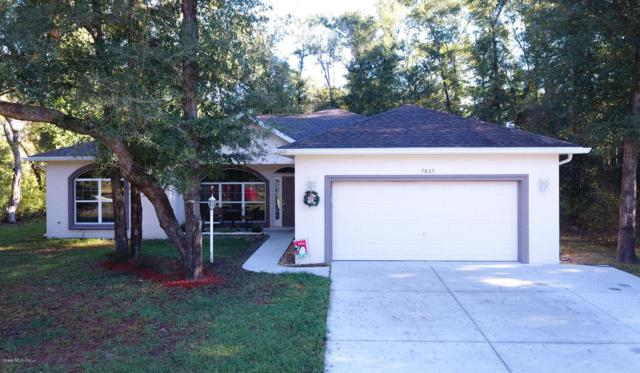 7805 N Creek Way, Citrus Springs, FL 34434 (MLS #547367) :: Bosshardt Realty