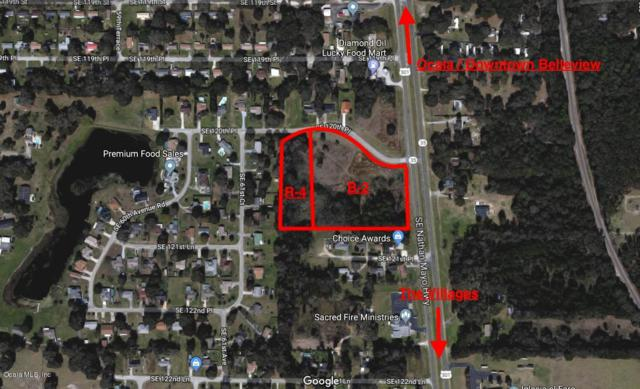 0 S Us Hwy 301, Belleview, FL 34420 (MLS #547453) :: The Dora Campbell Team