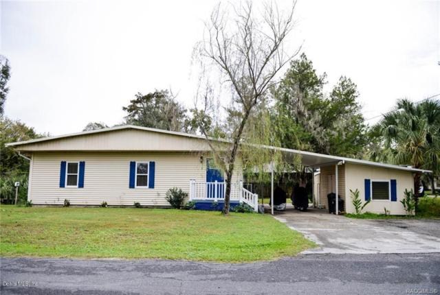 637 S Redbud Terrace, Inverness, FL 34450 (MLS #547483) :: Bosshardt Realty