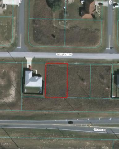 0 SW 134th Loop, Ocala, FL 34473 (MLS #547552) :: Pepine Realty