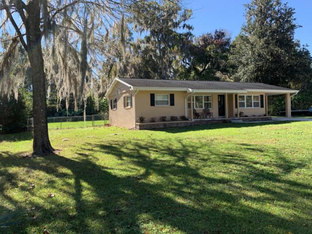 5686 SE 127th Place, Belleview, FL 34420 (MLS #547567) :: Bosshardt Realty