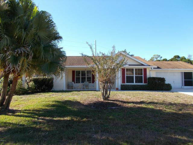 11680 SW 89th Terrace, Ocala, FL 34481 (MLS #547640) :: Realty Executives Mid Florida