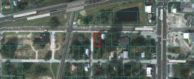 Lot 84 SW Broadway Street, Ocala, FL 34471 (MLS #547730) :: Realty Executives Mid Florida