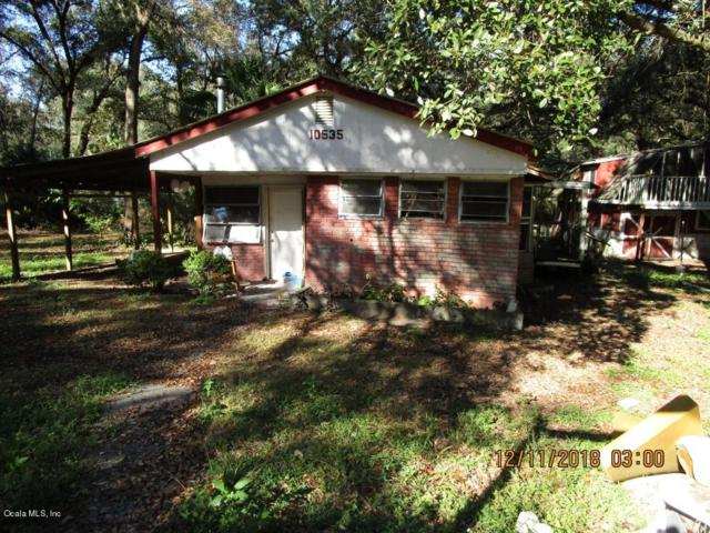 10535 SE 130th Lane, Ocklawaha, FL 32179 (MLS #547748) :: Realty Executives Mid Florida