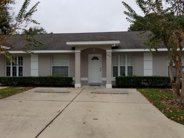 3630 NE 8th Place #403, Ocala, FL 34470 (MLS #547750) :: Bosshardt Realty