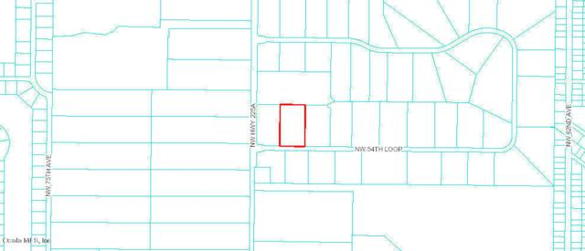 0 NW 54TH LOOP Loop, Ocala, FL 34482 (MLS #547766) :: Thomas Group Realty