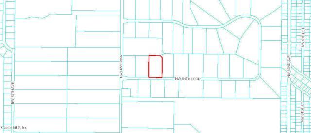 0 NW 54TH LOOP Loop, Ocala, FL 34482 (MLS #547767) :: Bosshardt Realty