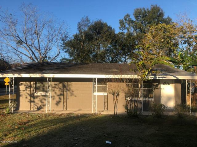 1400 NW 20th Avenue, Ocala, FL 34475 (MLS #548097) :: Bosshardt Realty