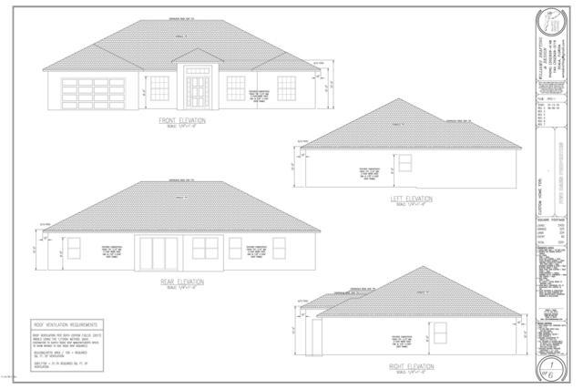 9849 SW 49th Avenue, Ocala, FL 34476 (MLS #548262) :: Thomas Group Realty