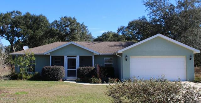 10175 SW 130th Court, Dunnellon, FL 34432 (MLS #548277) :: Realty Executives Mid Florida