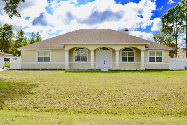 4822 SW 112th Street, Ocala, FL 34476 (MLS #548441) :: Realty Executives Mid Florida