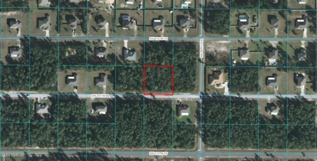 0 SW 111th Place, Ocala, FL 34476 (MLS #548687) :: Realty Executives Mid Florida