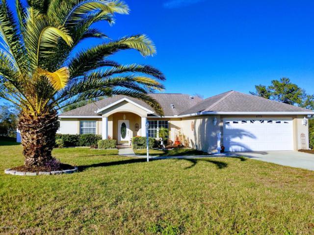 4775 SW 103rd Place, Ocala, FL 34476 (MLS #548799) :: Realty Executives Mid Florida