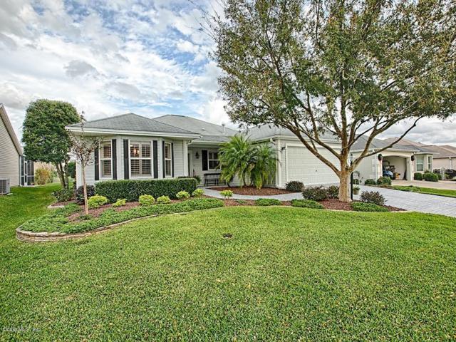 17915 SE 86th Oak Leaf Terrace, The Villages, FL 32162 (MLS #548927) :: Realty Executives Mid Florida