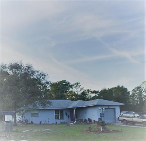 8392 SW 203rd Court, Dunnellon, FL 34431 (MLS #549162) :: Realty Executives Mid Florida