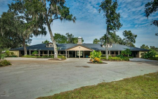6939 W Hwy 316, Reddick, FL 32686 (MLS #549202) :: Realty Executives Mid Florida