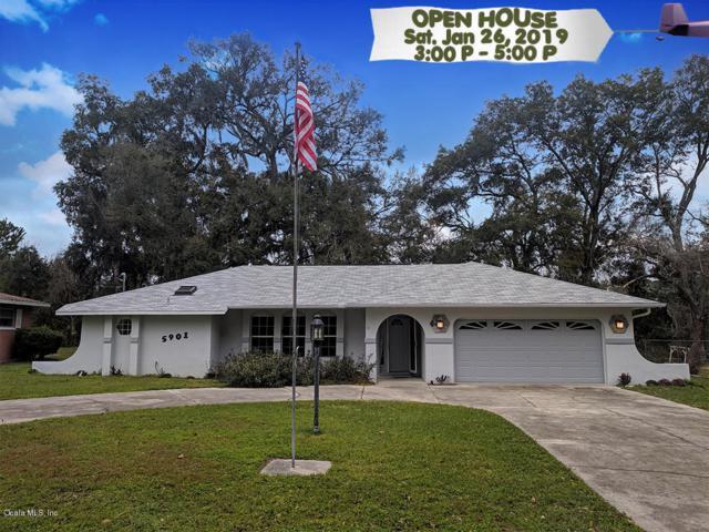 5901 SE 125th Place, Belleview, FL 34420 (MLS #549377) :: Pepine Realty