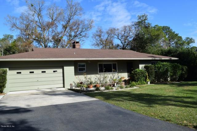 11809 Camp Drive, Dunnellon, FL 34432 (MLS #549386) :: Realty Executives Mid Florida