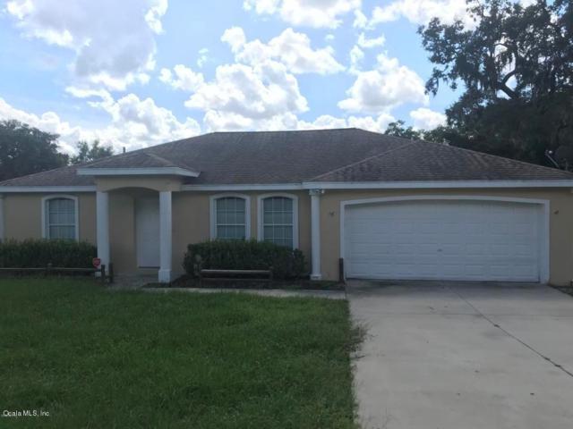 16 Oak Circle, Ocala, FL 34472 (MLS #549398) :: Pepine Realty