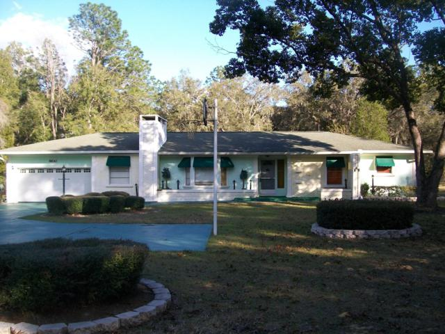 8830 SW 200 Circle, Dunnellon, FL 34431 (MLS #549480) :: Realty Executives Mid Florida